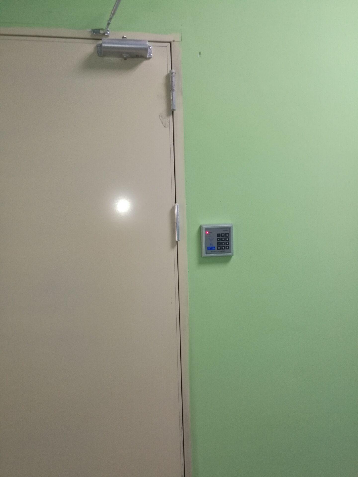 深圳市晶汉达电子有限公司独立门禁系统一套