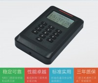 TCP联网ID/IC卡密码门禁考勤一体机
