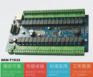 以太网联网32路电梯楼层控制器