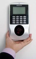 TCP联网多功能ID/IC卡考勤机